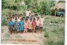 ICMC Orphan Children 1990