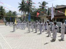 St Basil's Prize Day Parade