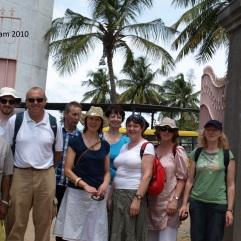 Mission Team 2010