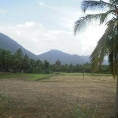 View from Promised Land Orphanage