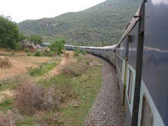 Half a Train