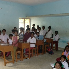 Classroom at the Orphanage
