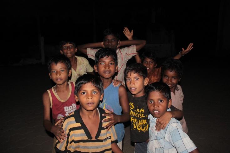 kids at promised land