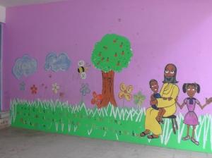 ind 15 jesus mural